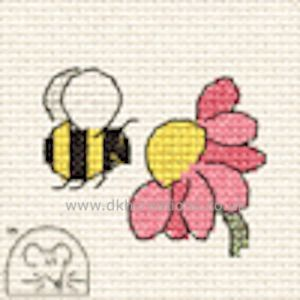 Bee Make Me For Springtime Cross Stitch Kit