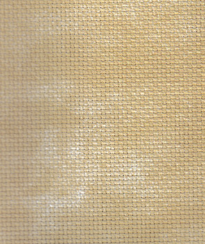 DMC 677 Beige Marble 14 Count  Large Aida Fabric