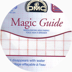 DMC Magic Guide Aida Fabric
