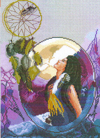Dreaming Cross Stitch Kit