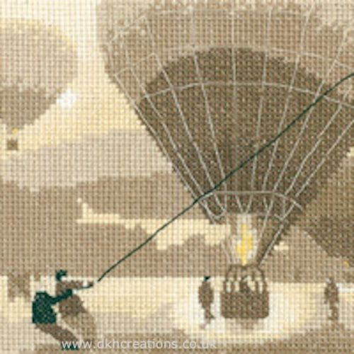 Great Escape Cross Stitch Kit
