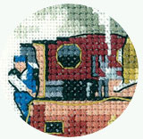 Heritage Classics Transport Cross Stitch