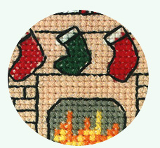 Heritage Mini Cross Stitch