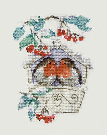 Hideaway Cross Stitch Kit