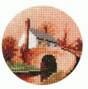 John Clayton Miniatures Cross Stitch