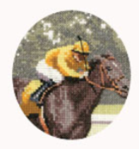 John Clayton Sport Cross Stitch
