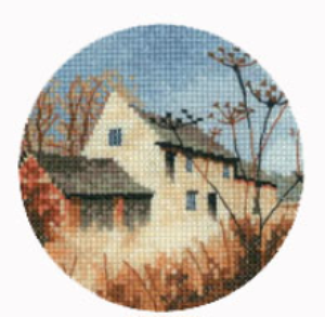 John Clayton Watercolours Cross Stitch