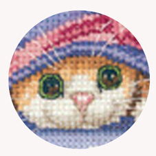 Little Darlings Cross Stitch By Peter Underhill