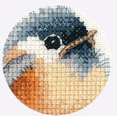 Little Friends Cross Stitch