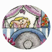 Little Stars Cross Stitch
