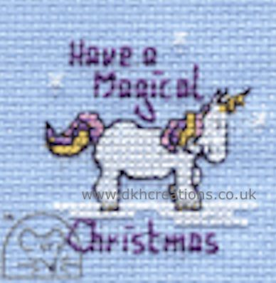 Magical Christmas Cross Stitch Kit