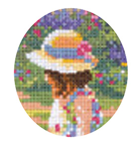 Memories Cross Stitch