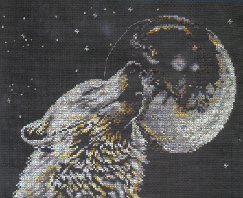 Midnight Calling Cross Stitch Kit