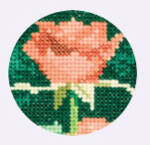 Mini Flowers Cross Stitch