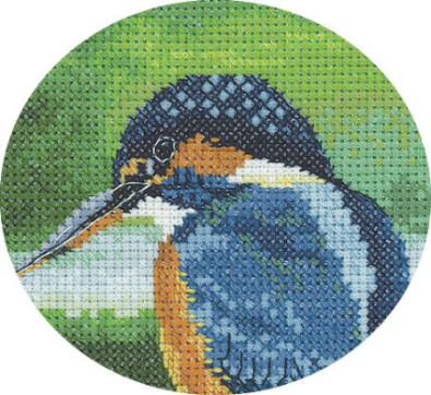 Nigel Artingstall Wildlife Cross Stitch