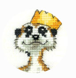 Peter Underhill Cross Stitch