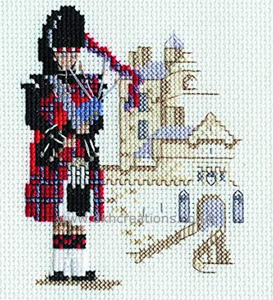 Piper Cross Stitch Kit