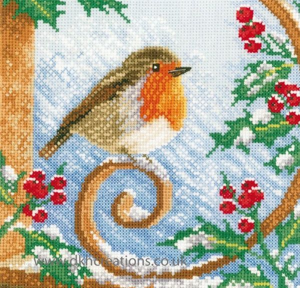 Flight of the Bumblebee 14 count spec Bothy Threads counted cross stitch kit