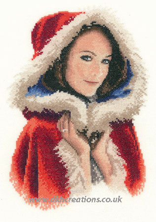 Scarlett Cross Stitch Kit
