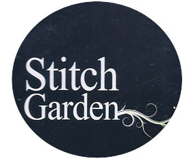 Stitch Garden Aida Fabric