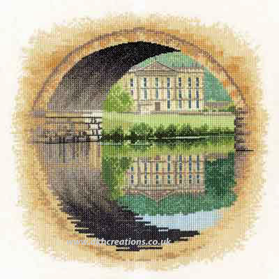 Under The Arch Cross Stitch Kit