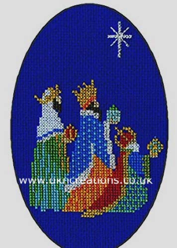 We Three Kings Christmas Card Cross Stitch Kit