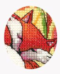 Woodland Creatures Cross Stitch By Karen Carter
